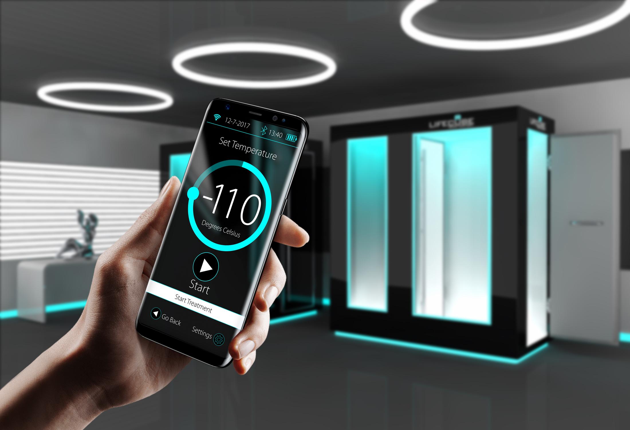Lifecube Electric Cryo Chamber